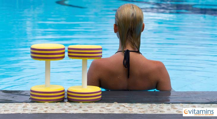 The Swimming Pool Workout Perfect for Vacation