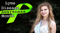 Miss Michigan Talks about Lyme Disease Awareness