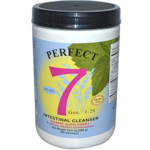 Perfect 7 Intestinal Cleanser  - Powder