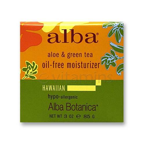 Aloe and Green Tea Oil Free Moisturizer