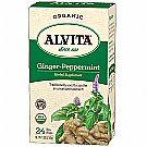 Alvita Ginger-Peppermint Tea