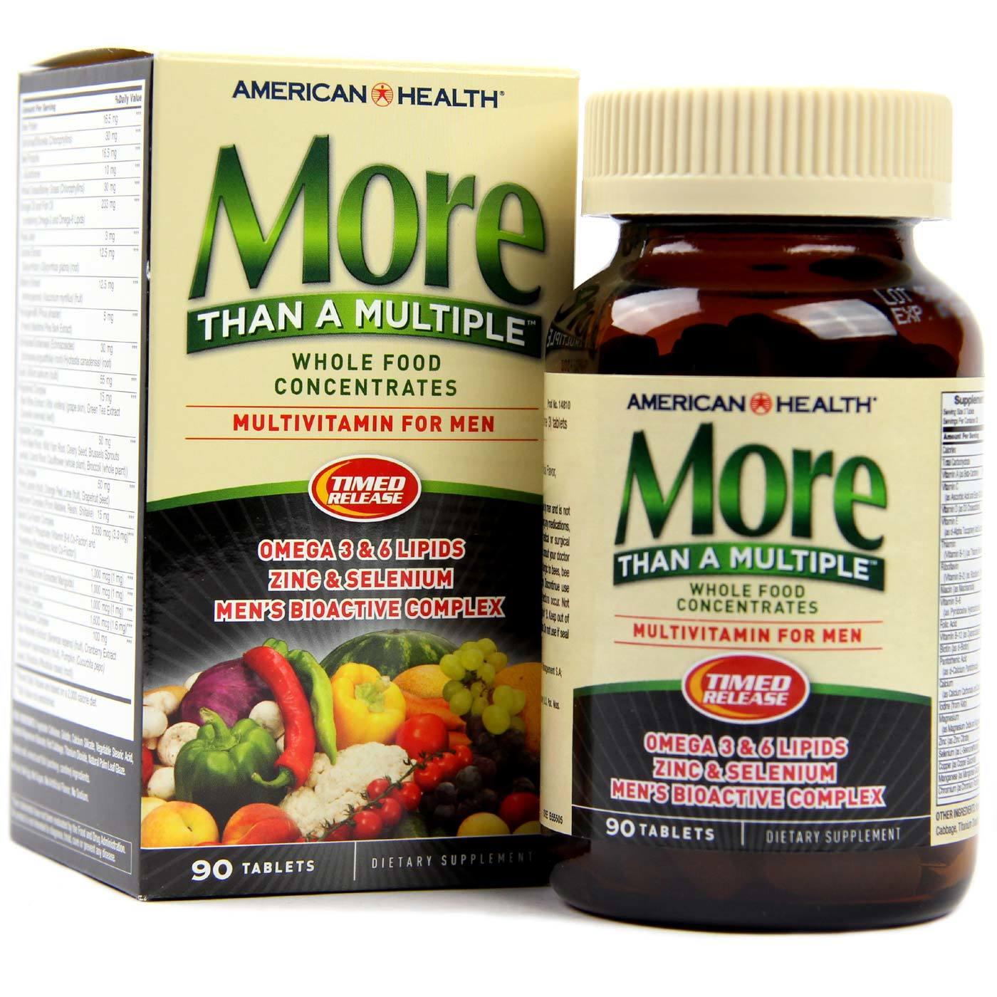 Vitamin Supplements America