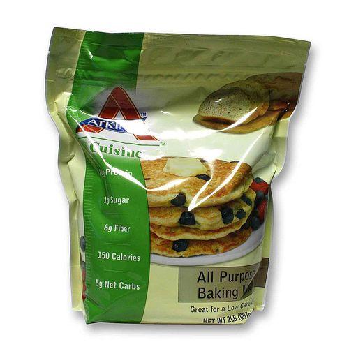 Buy atkins all purpose baking mix 2 lbs hong kong for Atkins cuisine all purpose baking mix where to buy