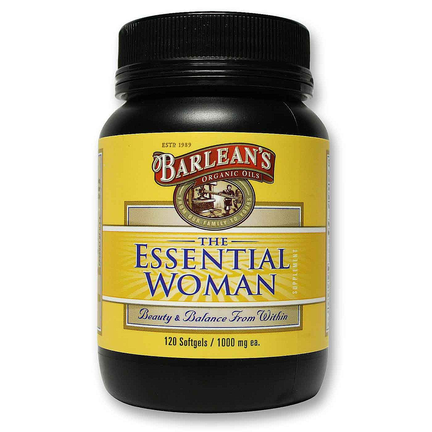 Essential woman supplements