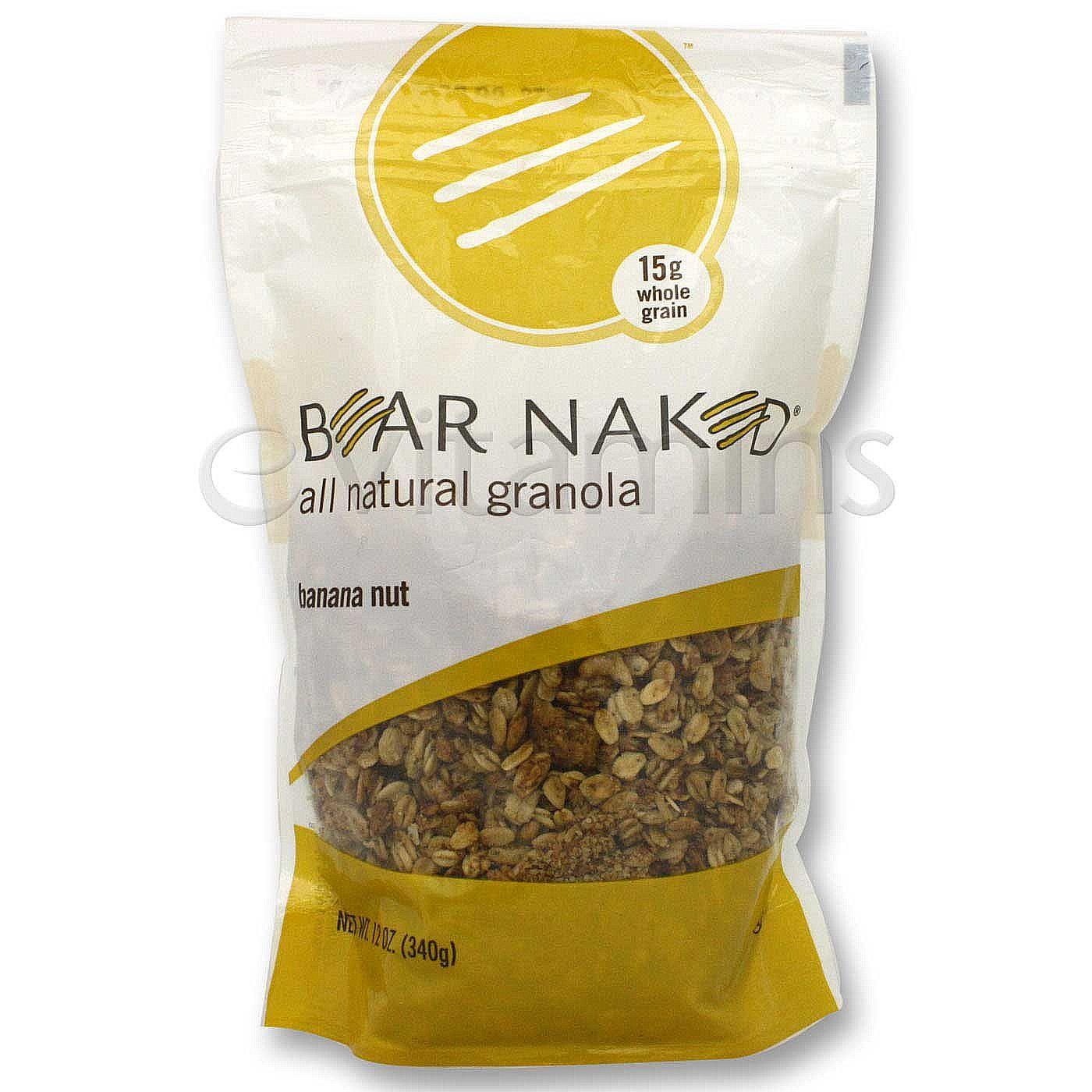 Think, Bear naked banana nut