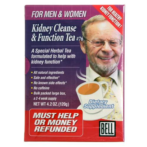 Buy Bell Kidney Cleanse And Function Tea 4 2 Oz Australia