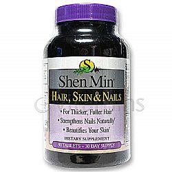 Shen Min Hair, Skin & Nails