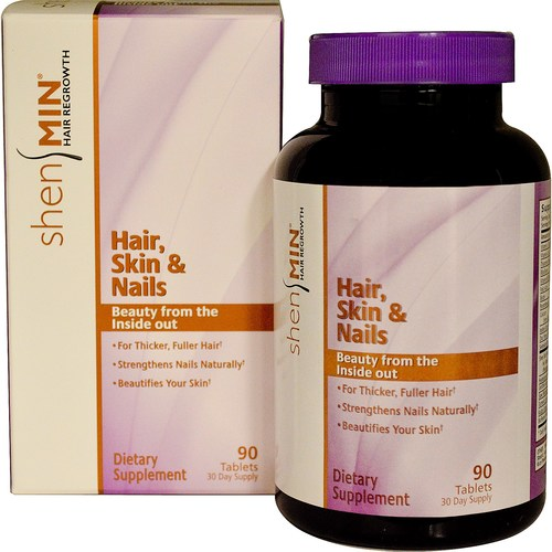Shen Min Hair, Skin & Nails