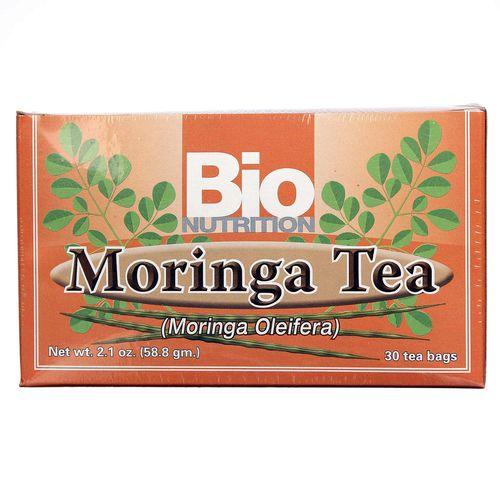 Evitamins Com Bio Nutrition Moringa Tea 30 Bags