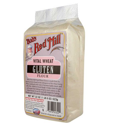 Buy Bobs Red Mill Vital Wheat Gluten Flour (4 Pack) - 4