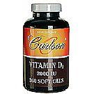 Carlson Labs Vitamin D 2000 IU