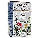 Celebration Herbals Organic Ginger Peppermint Tea