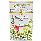 Celebration Herbals White Oak Bark Tea Organic