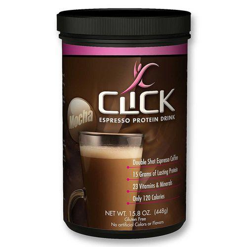 Click Espresso Protein Drink