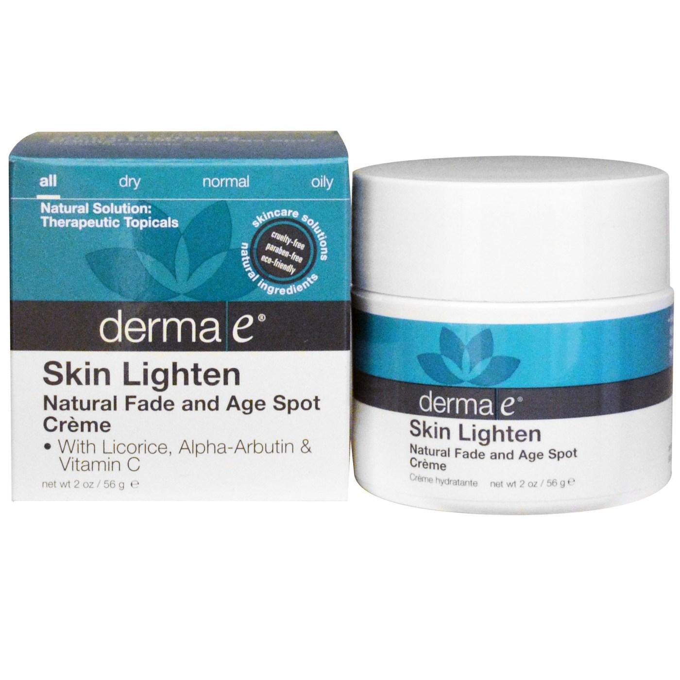 Derma e reviews skin lighten