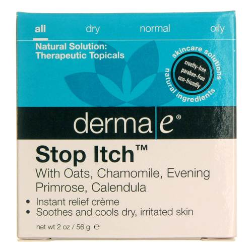 Stop Itch Instant Relief Crème