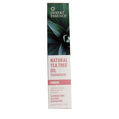 Tea Tree Oil Ginger Toothpaste