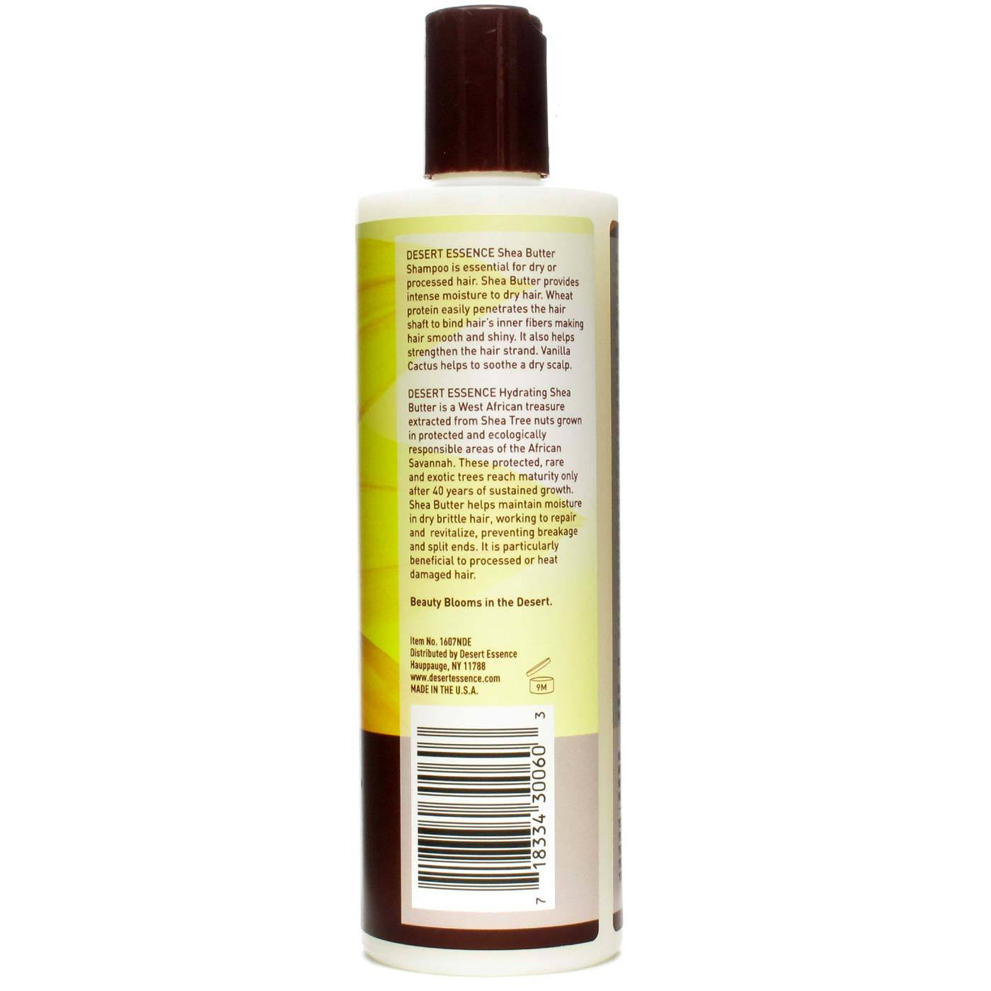 Desert Essence was founded in to bring the best of nature's offerings to personal care regimens everywhere.