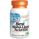 Doctor's Best Alpha Lipoic Acid 600 mg