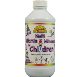 Dynamic Health Laboratories Multi Vitamin with Minerals For Children