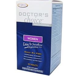 Enzymatic Therapy Doctor's Choice for Women