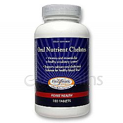 Oral Nutrient Chelates