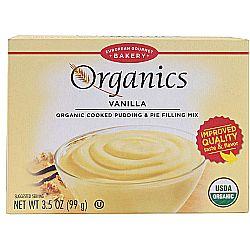 Organic Pudding Mix