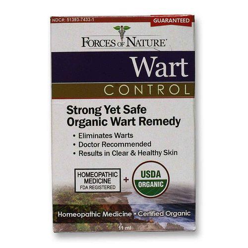 Wart Control