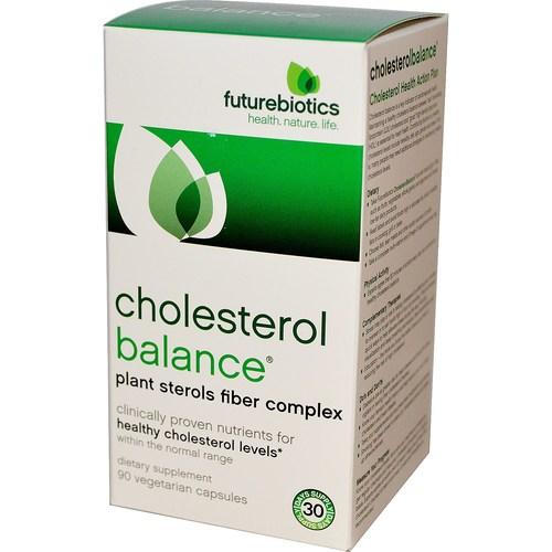 Cholesterol Balance