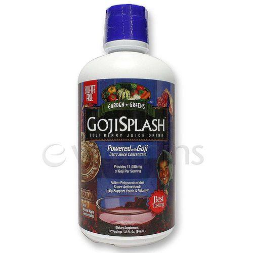 Goji Splash Juice Drink