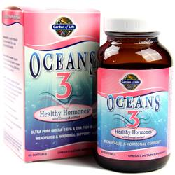 Garden of Life Oceans 3 Healthy Hormones