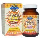 Garden of Life Vitamin Code Raw D3 5,000 IU