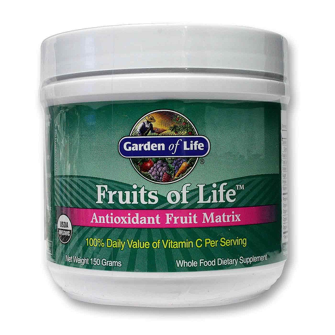 Garden Of Life Fruits Of Life 150 G