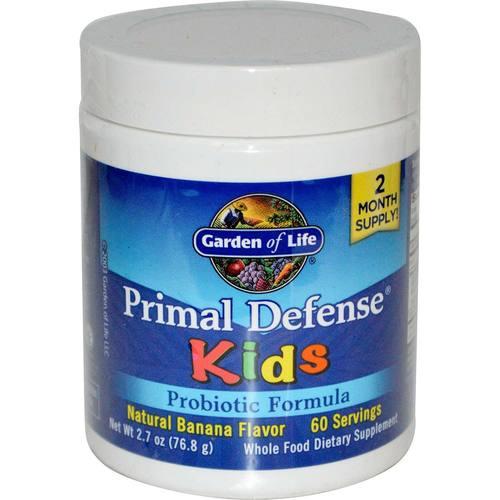 Garden Of Life Primal Defense Kids 76 8 G