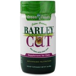 Green Foods Barley Cat