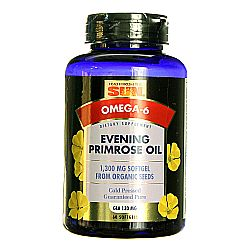 Organic Evening Primrose Oil 1,300 mg