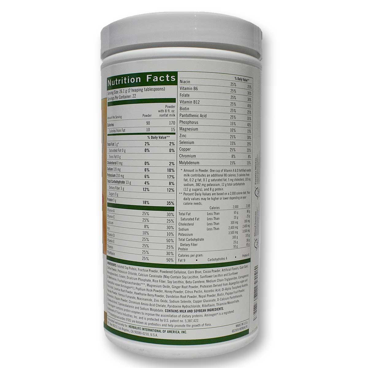 Shake Nutrition Nutritional Shake Mix