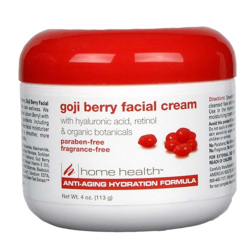 Home health products goji berry facial cream 4 oz for E home products