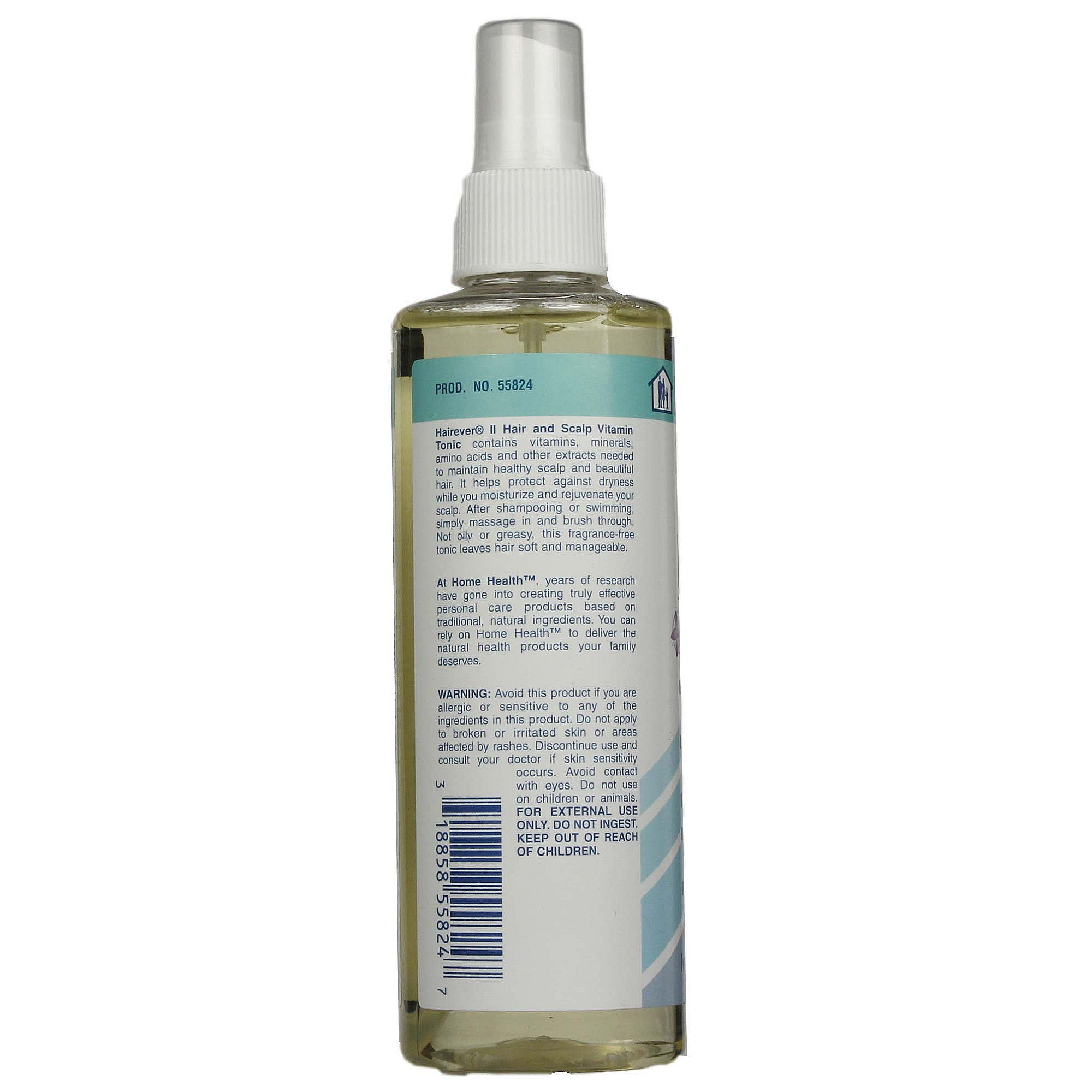 Home health products hairever 2 hair and scalp vitamin for E home products
