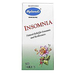 Hyland's Insomnia