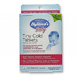 Hyland's Tiny Cold Tablets