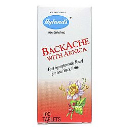 Hyland's Back Ache w/Arnica