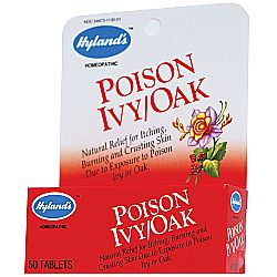 Poison Ivy and Oak Tablets