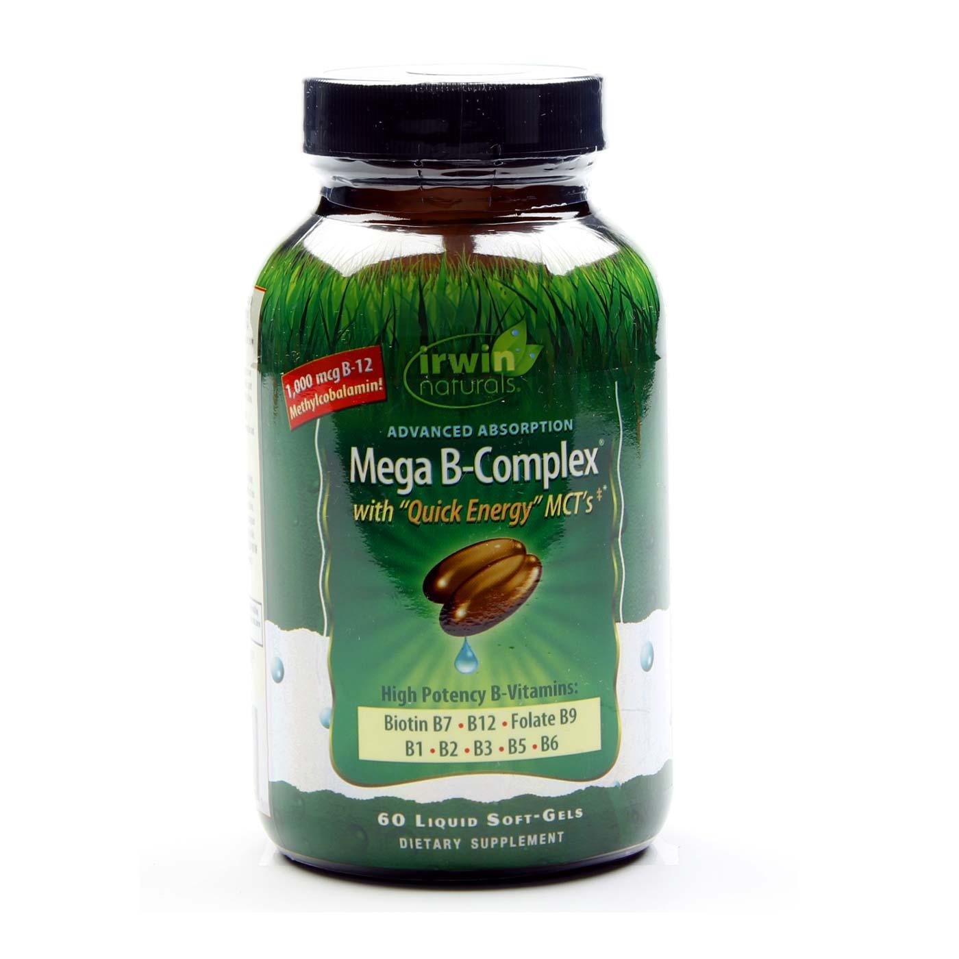 Irwin vitamins
