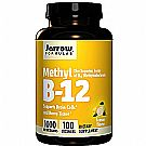 Jarrow Formulas Methyl B-12, 1000 mcg