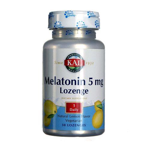 Melatonin 5 mg Lozenge