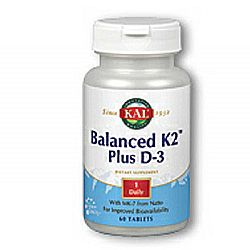 Balanced K2 Plus D3