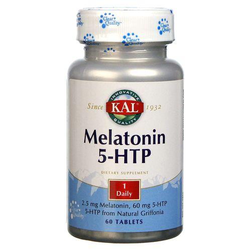 Melatonin and 5htp
