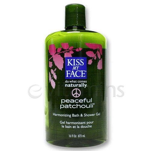 Kiss My Face Peaceful Patchouli Bath Amp Shower Gel 16 Oz