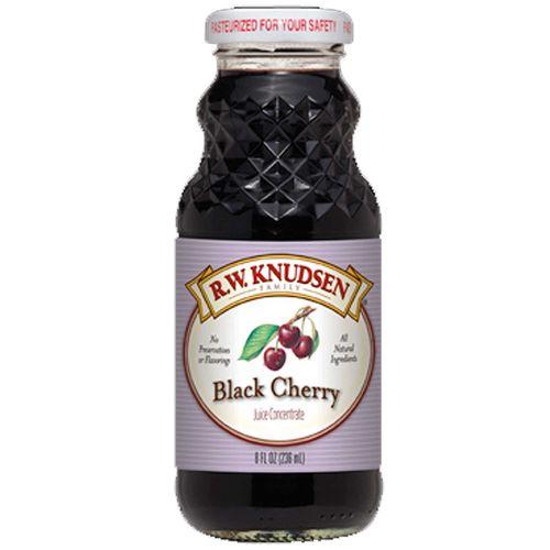 Evitamins Com Knudsen Black Cherry Juice Concentrate 8